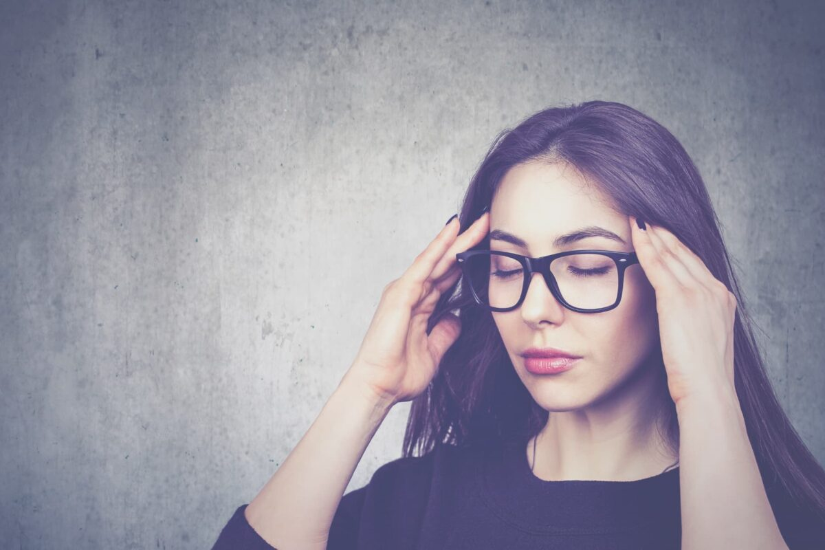 How glasses can help with eye strain?